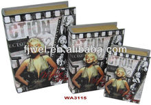 Marilyn Monroe Book Trinket Box