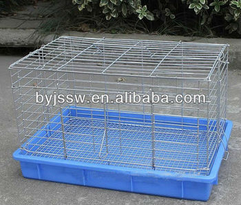 rabbit cage carrier