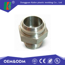 Nickel Surface plating Aluminum alloy cnc machining part for automatic equipment