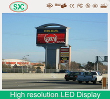 Edifice score led display curtain manufacturer