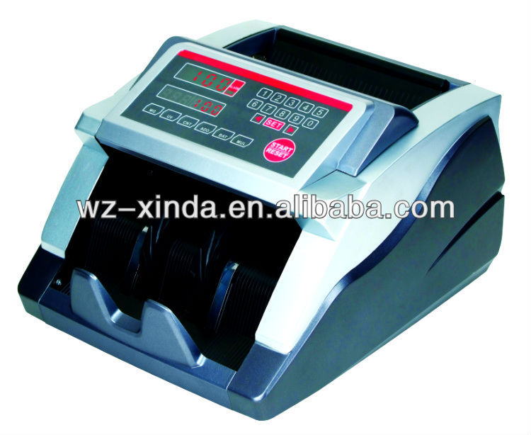 Bill Counting and Checking Machine