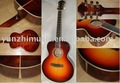 OEM handmade solid wood acoustic guitar