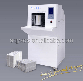 2015 Professional Banknote Bundling Machine With High Quality