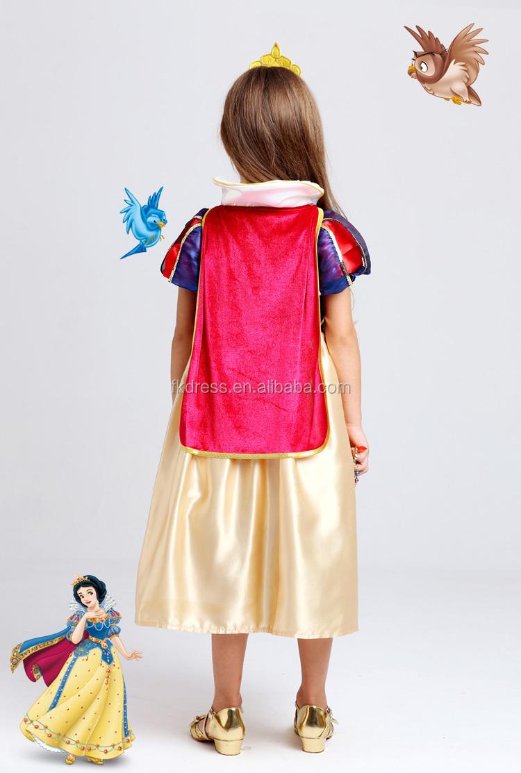 Nuovo disegno biancaneve vestito operato costumi per bambini all 39 ingrosso costume di tv e film - Costumi da bagno all ingrosso ...