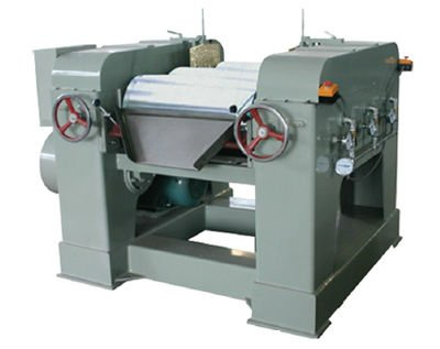 China Ranen High Viscosity Three Roll Mill Machine