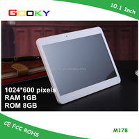 Cheap 10.1 inch 2G/3G Android 4.4 dual core china tablet pc manufacturer