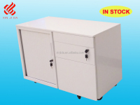 High quality tambour door steel filing cabinet