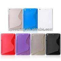 S line TPU case skin cover For ipad Mini 2