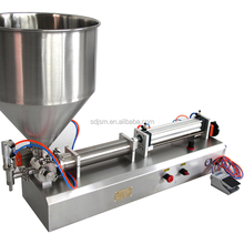 soft ice cream paste filling machine/ medical syrup gel filling machine