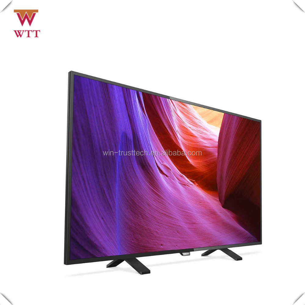 55 inch 4K 3D led tv with smart android A grade panel television