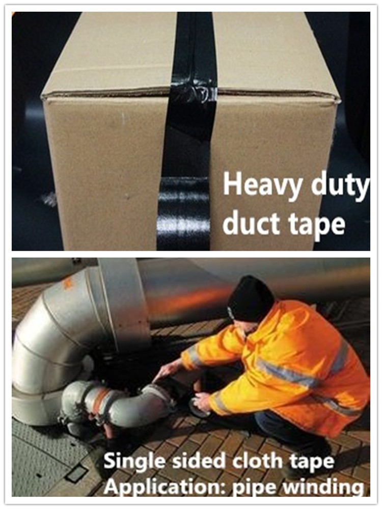 Easy Tear Custom Print Colored Duct Tape