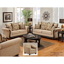 import furniture from China hot sale home furniture wooden sofa set designs