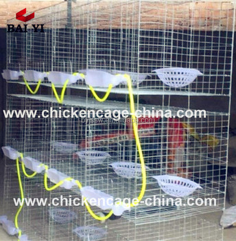 12, 16 Pairs Pigeon Breeding Cages
