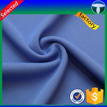 100 Polyester interlock double jersey fabric