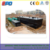 residential sewage water treatment plants