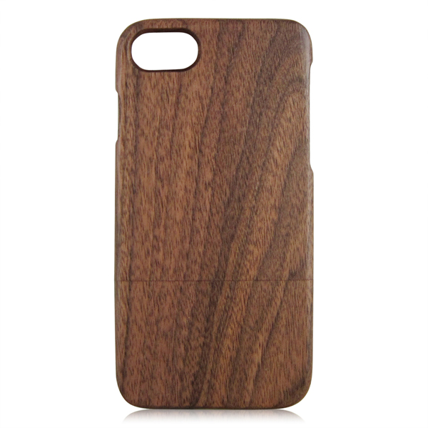 Sapele wood mobile phone case protective phone covers cheap wooden case for iPhone 6Plus