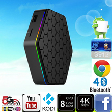2016 Factory price Wechip T95Z Plus S912 2G 16G s912 kodi 17.0 octa core tv box With the Best Quality KODI 17.0 TV BOX
