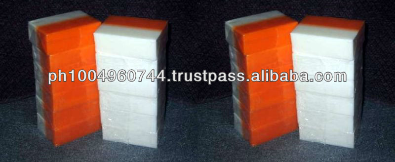 12 KOJIC ACID and GLUTATHIONE WHITENING Mix SOAP