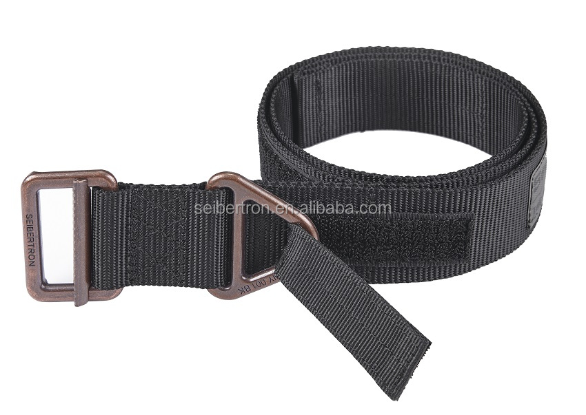 Seibertron Men's Utility Nylon Tactical Military Combat Duty Web Belt Survival Belt