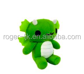 ICTI Create Your Own CE EN71 Plush Toy Fashion Custom Dragon Plush Toys