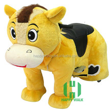 Horse Riding Toy Electric animal ride,coin operated kiddie rides,animal ride for mall