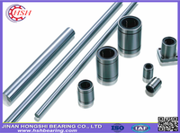 CK45 HRC20+/-2 hard chrome plated linear shaft 60mm