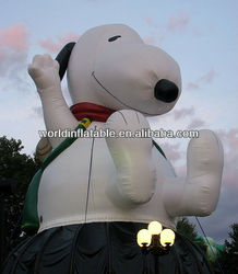 promotion inflatable dog