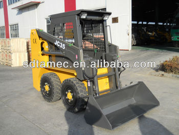 JC35 bobcat loader,china bobcat,engine power 35hp,loading capacity 500kg