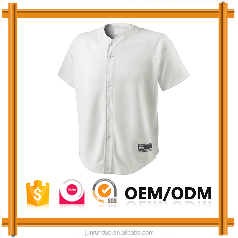 High Quality Cheap Price Breathable Oem Service Baseball Jersey Dress Wholesale From China