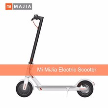 Original xiaomi mijia M365 electric scooter 12.5kg steering-wheel 2 two wheel hoverboard skateboard