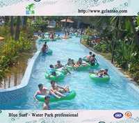 Professional Lazy River for Water Park