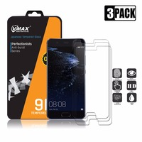 Vmax Anti-burst 0.33mm screen protector For Huawei P10/PLUS tempered glass