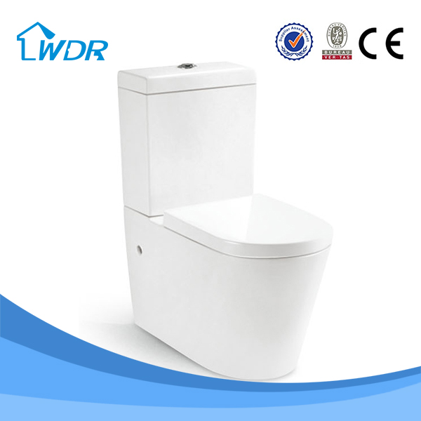 Trendy Washdown Two Piece Toilet
