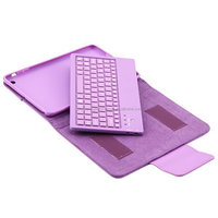 Universal Bluetooth Keyboard Case Cover For 7.9inch Tablet PU Leather