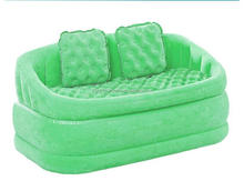 EN71 6P PVC inflatable sectional sofas,inflatable air sofa