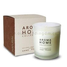 Wholesale Candle Supplies And Holder Candle Scented Luxury Soy