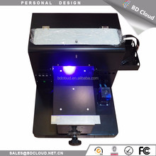 A4 digitale uv led <span class=keywords><strong>stampante</strong></span> <span class=keywords><strong>3d</strong></span> offset di plastica per <span class=keywords><strong>metallo</strong></span>