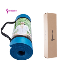 2017 Fashion Style Private Label Yoga Mats Supply 15mm Pilates Mat Manufacturer