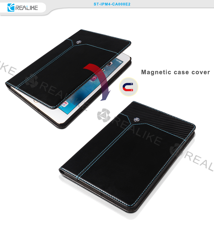 Business style luxury case for samsung galaxy tab e t560