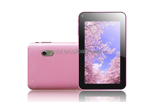 Allwinner A23 dual Core 7 inch android mid tablet pc manual