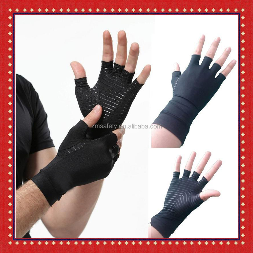 Copper Compression Arthritis Recovery Gloves