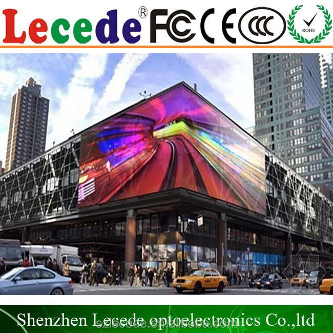 newP4,P5,P6,P8,P10,P16 full color good quality led outdoor DISPLAY/SCREEN /WALL