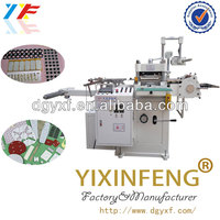 Auto Gold Stamping Die Cutting Machinery/rotary die cutting carton machine