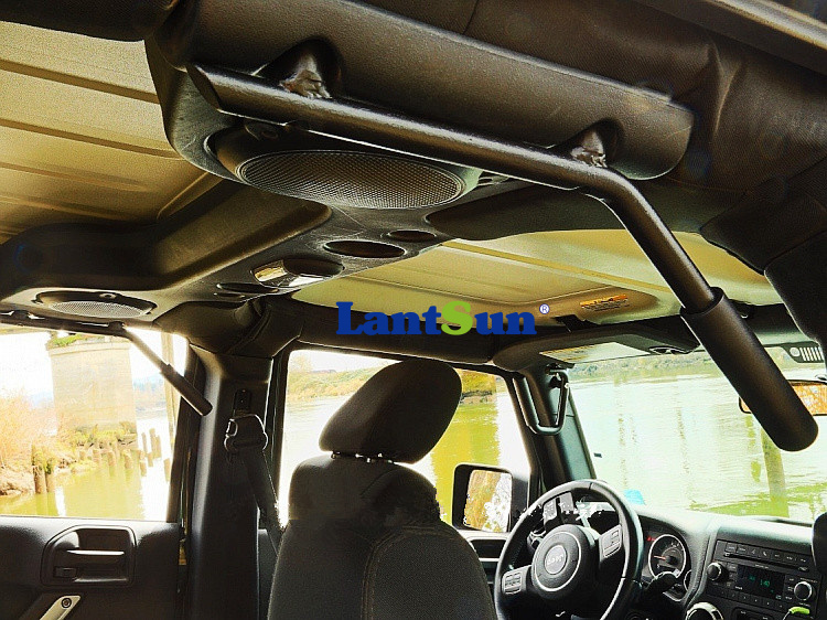 J039) 2007~2015 JK grab handel steel for Je-ep wrangler 4 doors