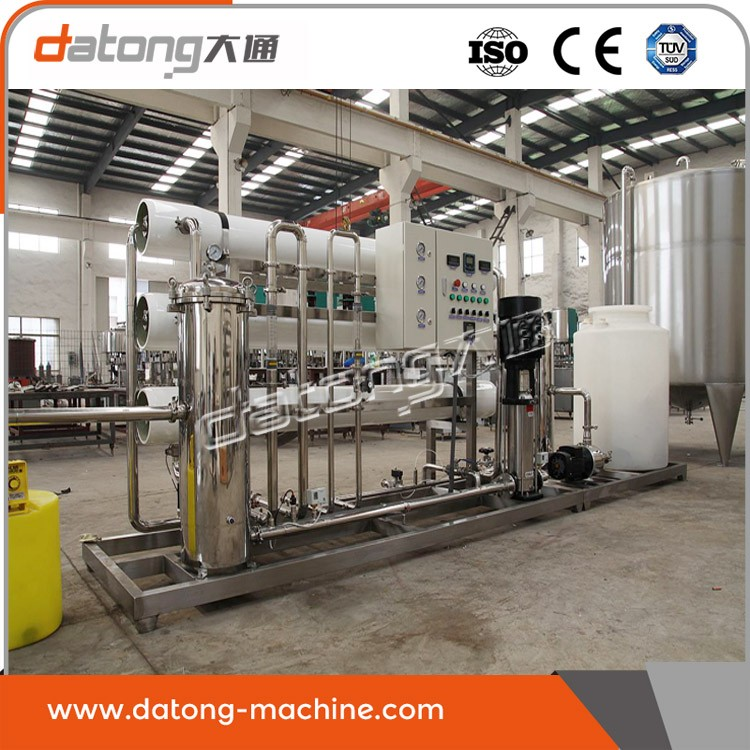 Hot selling machine grade mobile water treatment plant wholesale online
