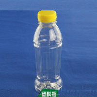 High quality of 350ml 12oz pet hot filled plastic juice bottle with OEM design