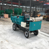 3 wheels mining truck/tricycle with hydraulic lifting