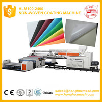 China manufacture fabric roller coating machine