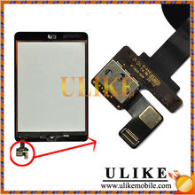 For iPad Mini Touch Digitizer Screen With IC Connector and Home Button Flex Complete