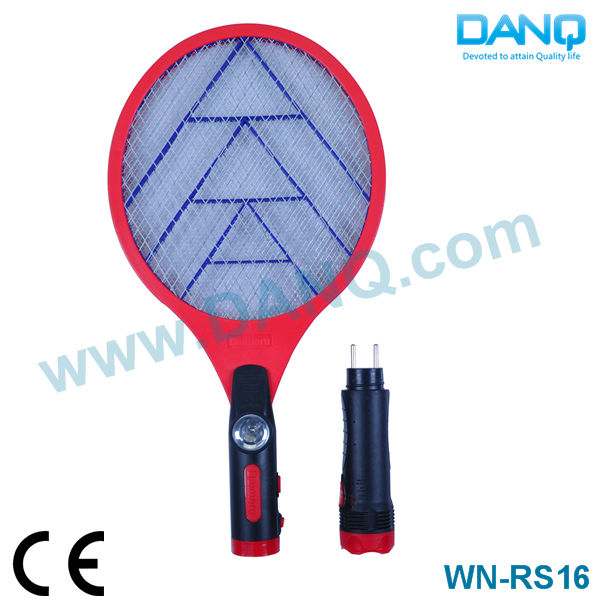 WN-RS16 Rechargeable Mosquito Bat with LED Torch